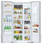 Fridge Hitachi R-S702GPU2GS 92.00x177.50x76.50 cm