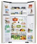 Fridge Hitachi R-W722PU1GBW 91.00x183.50x74.50 cm